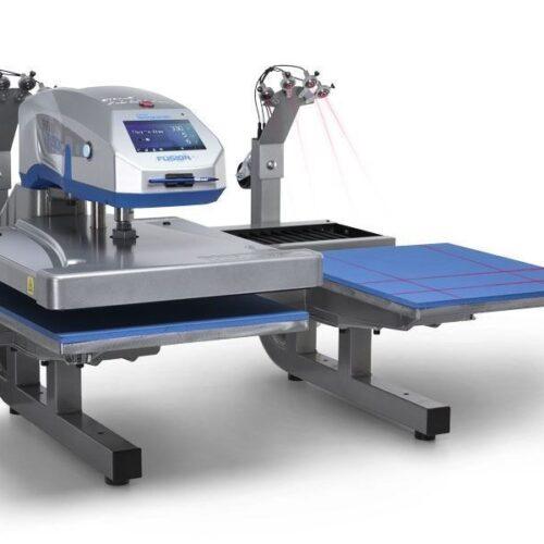 Dual Air Fusion IQ™ Heat Press 1