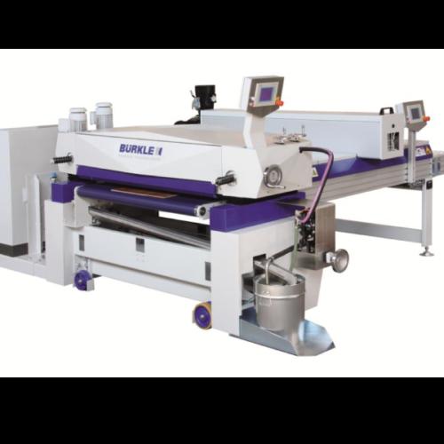 Bürkle UV-Liquid Coating Line 1300/1600 and 2100