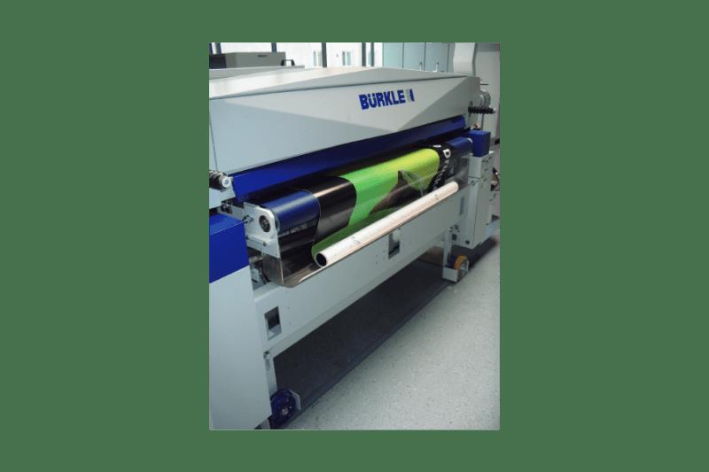 Bürkle UV-Liquid Coating Line 1300/1600 and 2100 6