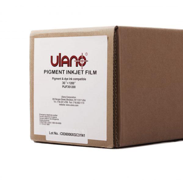 Ulano Pigment InkJet Film 36″ *1200″