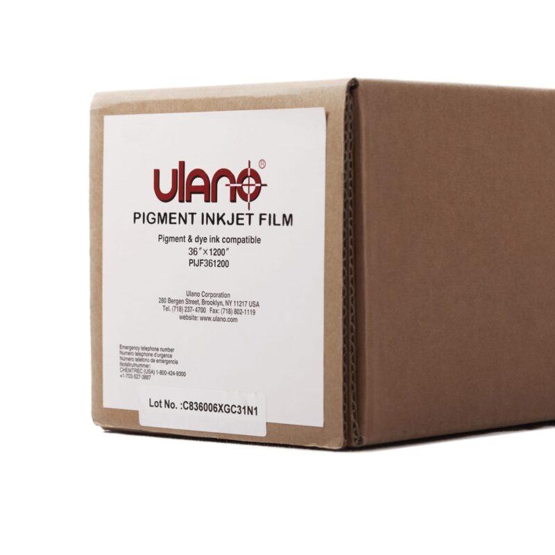 "Ulano Pigment InkJet Film 36"" *1200"""