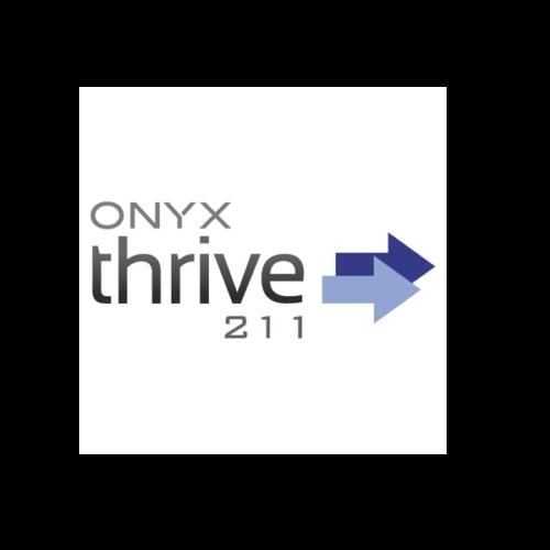 onyx thrive 211