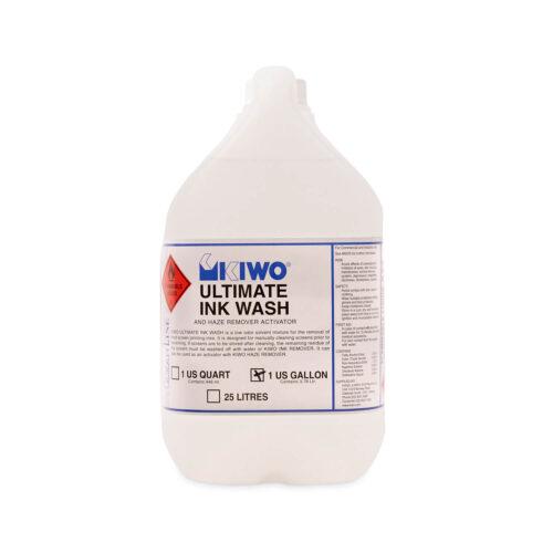 kiwo ultimate ink wash and haze remover activator