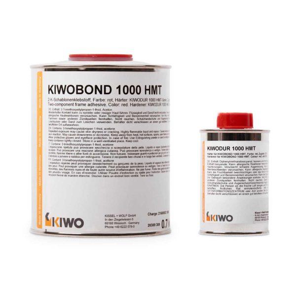kiwobond 1000 hmt adhesive and hardner